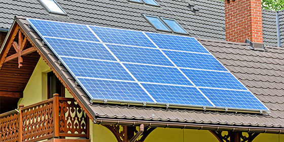 Energia Verde – La centrale è casa tua